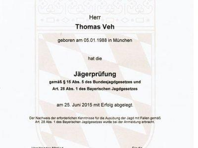 Thomas Veh - Schädlingsbekämpfer mit Jagderfahrung